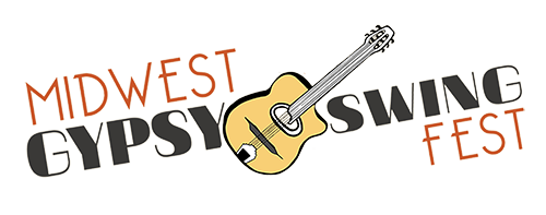 The Midwest Gypsy Swing Fest Logo